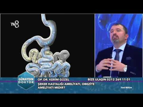 Şeker Hastalığı Ameliyatla Tedavi
