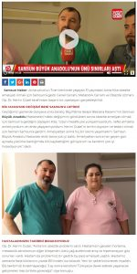 Samsun Gazetesi Büyük Anadolu Hastanesi ünü sınırları aştı